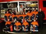Jugendfeuerwehr Eisingen Januar 2007