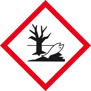 Gefahrensymbol: Umweltgefahr