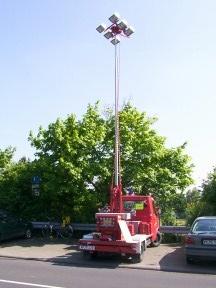 Lichtmastfahrzeug / GW-Licht